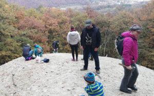 Fent a Hegyes-hegyen